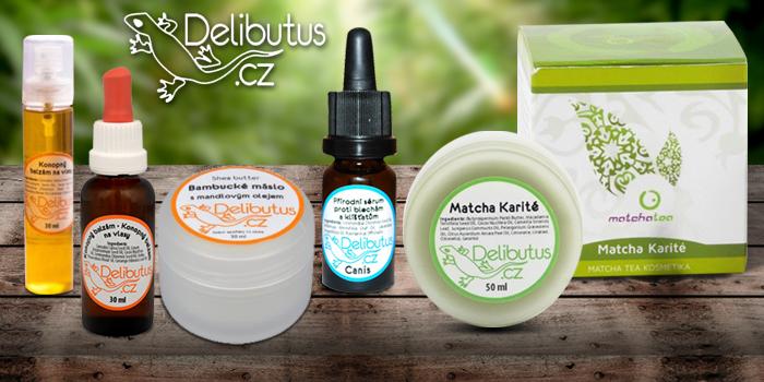 Delibutus, výrobce čistě přírodní konopné kosmetiky