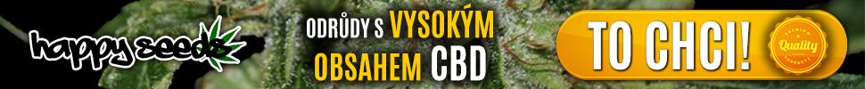 Odrůdy konopí s obsahem CBD